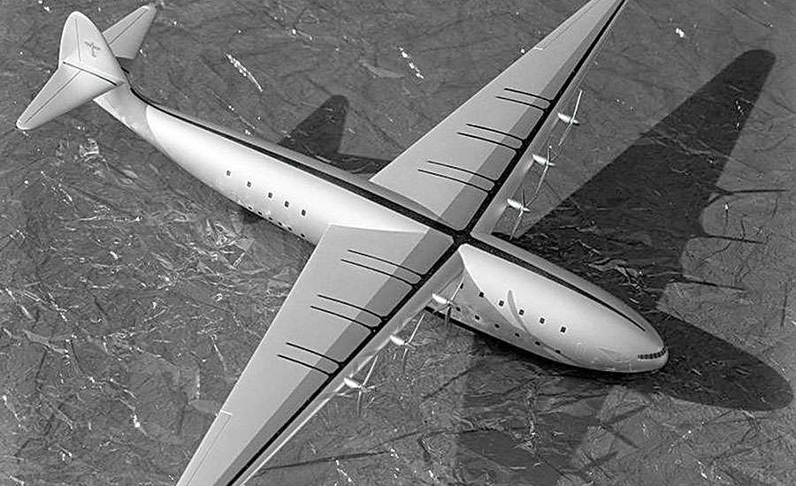 unbuilt boeing designs