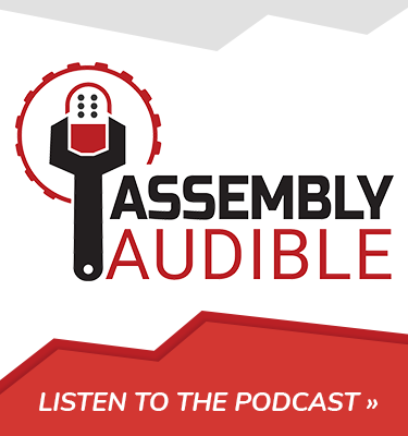 assembly audible podcast