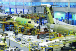 Embraer Expands U.S. Production Lines
