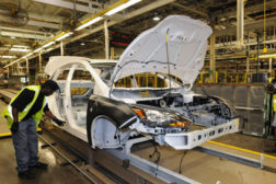 BMW Equips Assembly Line to Accommodate Older Workers