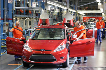 Ford Invests in Flexible Fusion Factory
