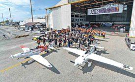 Airbus Sponsors Electric Air Racing Series