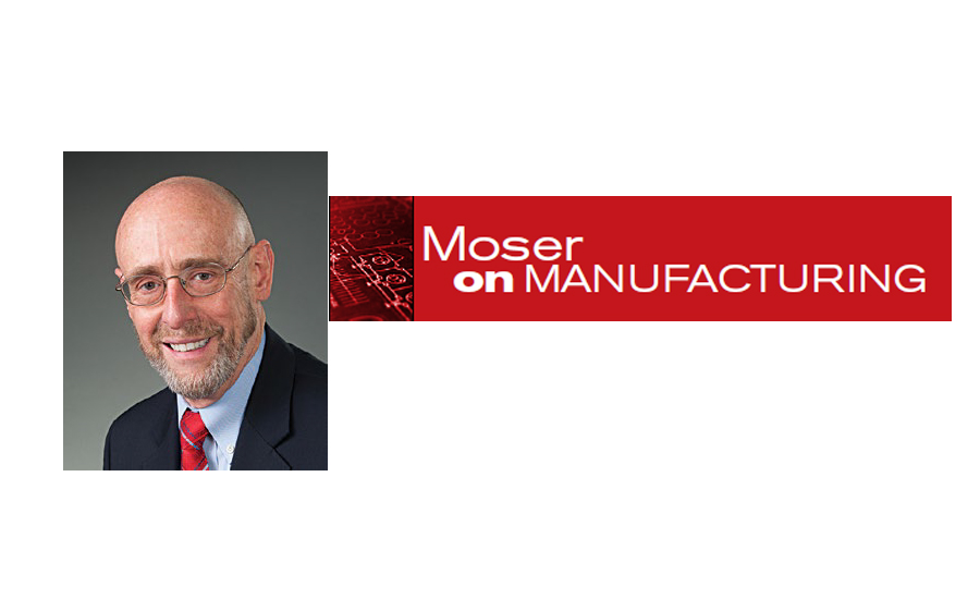moser on manufacturing