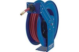 hose reels in trailer manufacturing