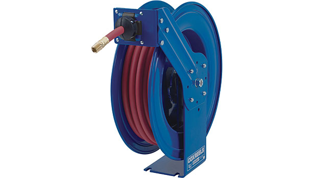 hose reels in trailer manufacturing