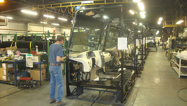 winnebago manufacturing
