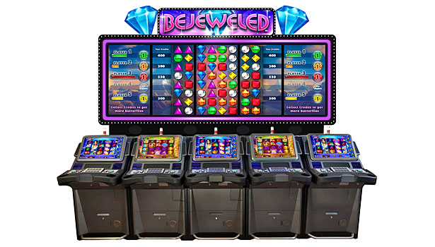 Bejeweled Slot Machine