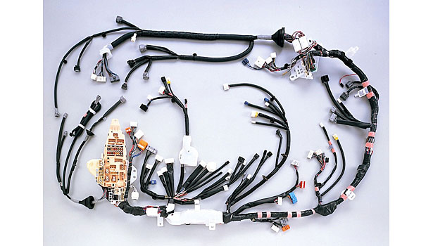 asb0714recycle11 wire harness recycling 2014 07 01 assembly magazine Custom Automotive Wiring Harness Kits at bayanpartner.co