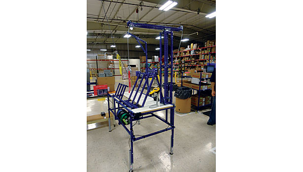 Modular Framing Systems Let Engineers Get Creative 2014 11 03