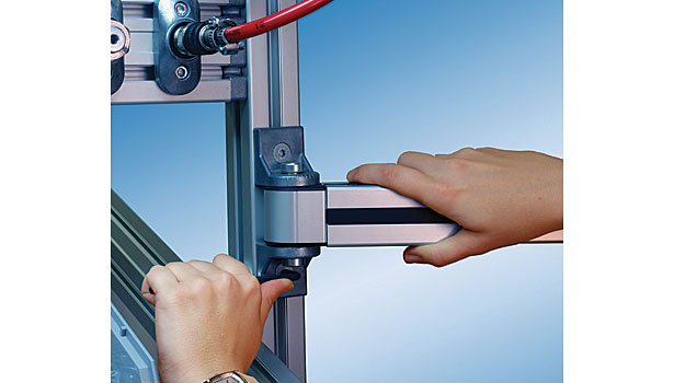Modular framing systems let engineers get creative 2014 11 03 assembly ma - Profil system baillargues ...