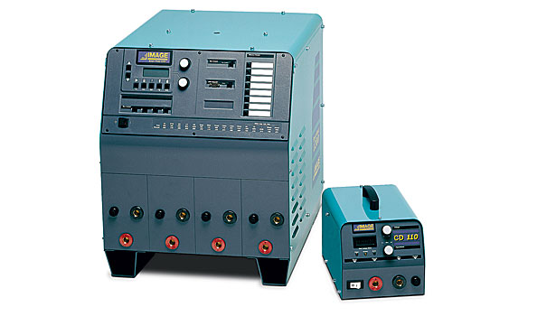 cd110 capacitor discharge stud welder