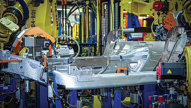 New Technology For Welding Aluminum 2014 02 01