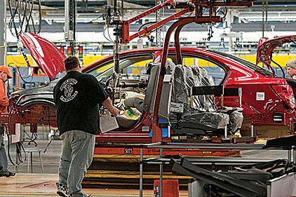 Xyz Car Service >> GM Rethinks Line-Side Parts Delivery | 2014-03-01 | Assembly Magazine