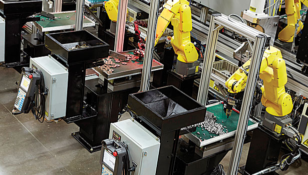 Flexible Feeding For Assembly Automation 2014 03 01
