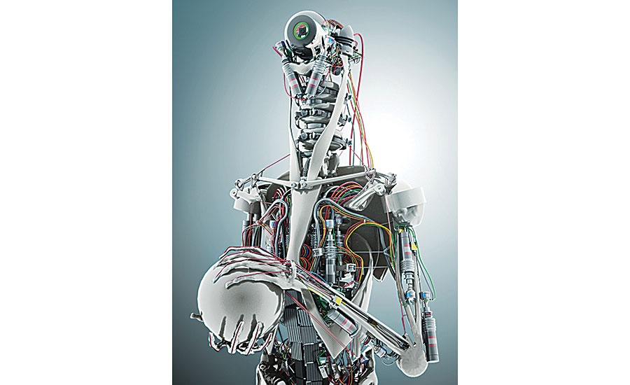 Humanoid robots will adapt to various postures demanded by ...  |Humanoid Robot Assembly