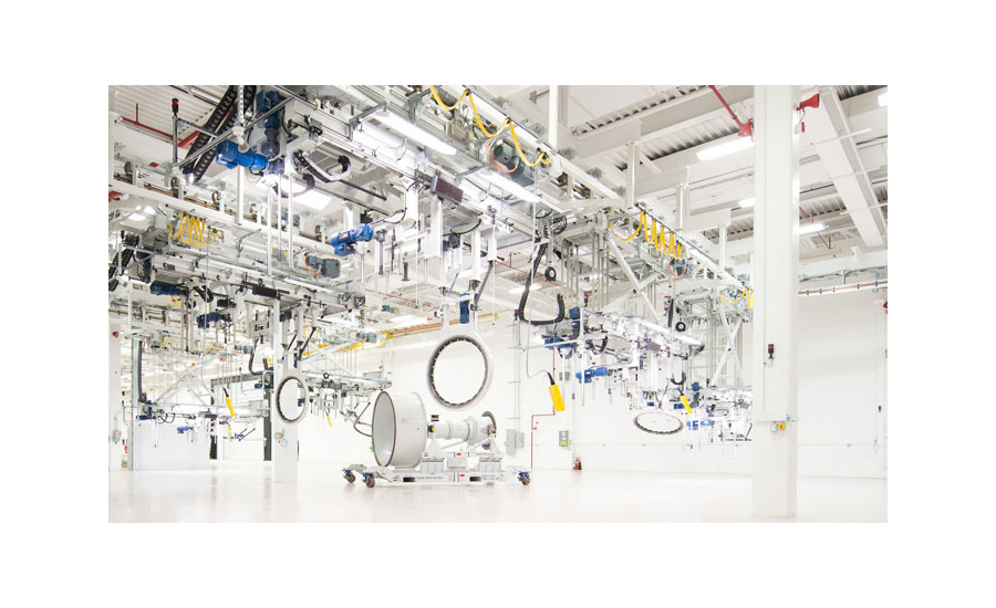 Assembly Automation Takes Off In Aerospace Industry 2015
