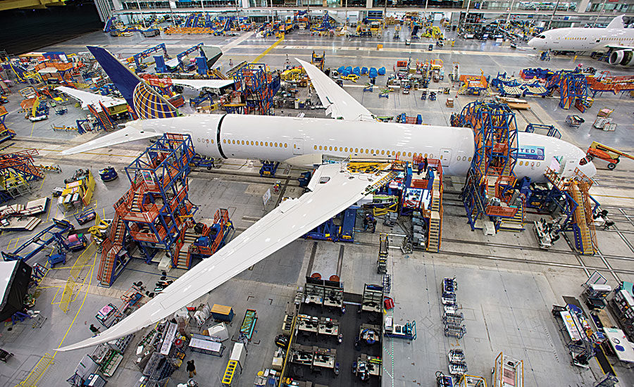 Assembly Automation Takes Off in Aerospace Industry | 2015