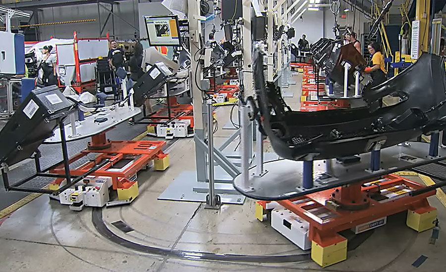 a new generation of agvs are appealing to small