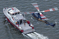 fireboat manufacturing