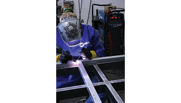 Aluminum Welding Made Easier 2015 01 06 Assembly Magazine