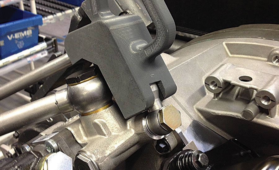 Volvo Trucks Uses 3D Printer to Produce Jigs, Fixtures | 2015-07-01 | Assembly Magazine