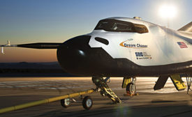 Test System Helps SNC Launch Dream Spaceplane