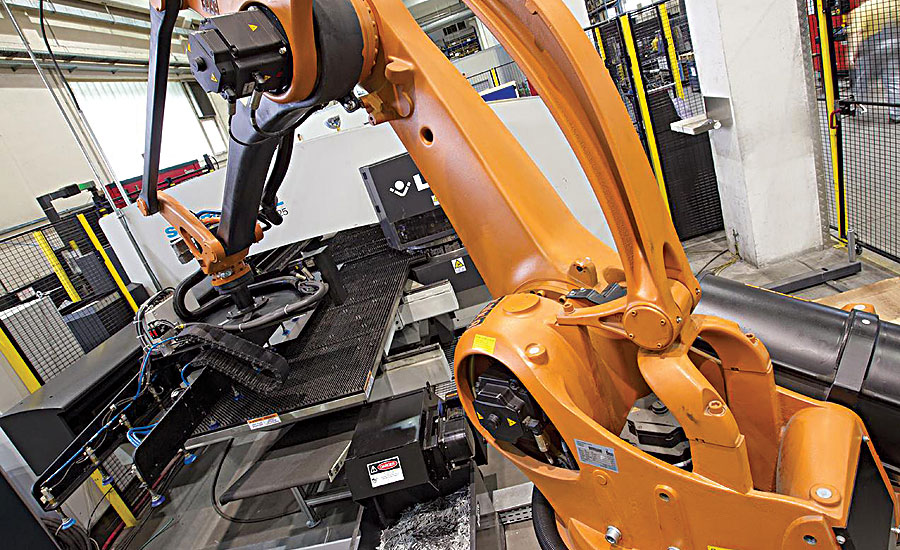 Appliance Manufacturers Look to Robots to Boost Productivity