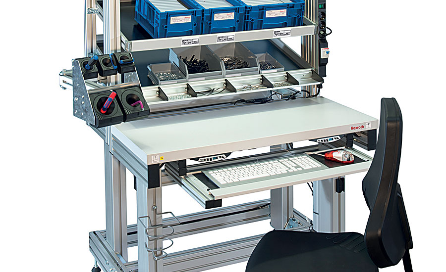 Ergonomic Assembly Workstation : Do ergonomics investments pay off  assembly