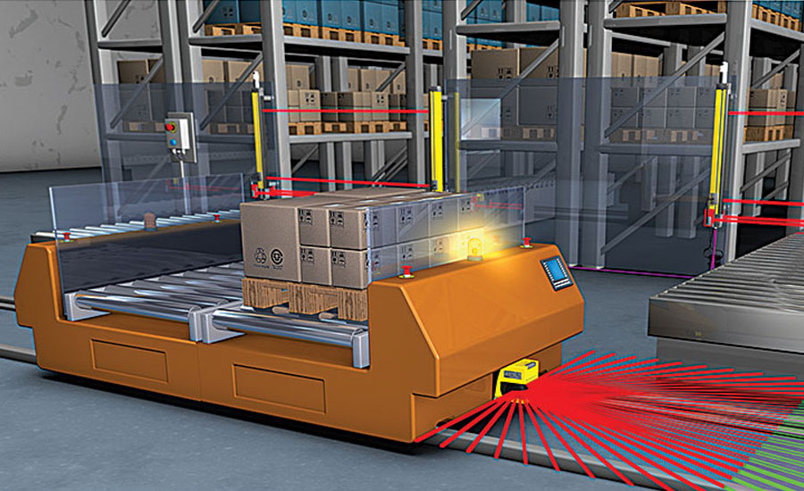 New Technology for Machine Safety