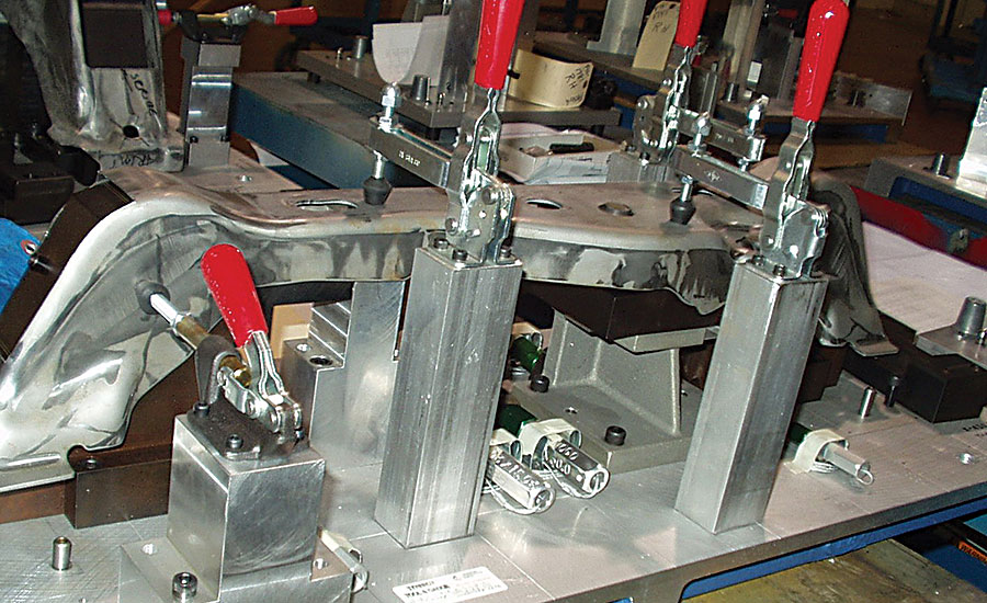 What's New With Clamping and Workholding Technology