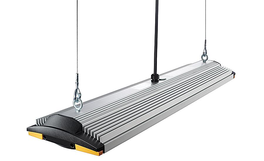 leds prove more efficient than metal halide lamps for factory lighting - Metal Halide