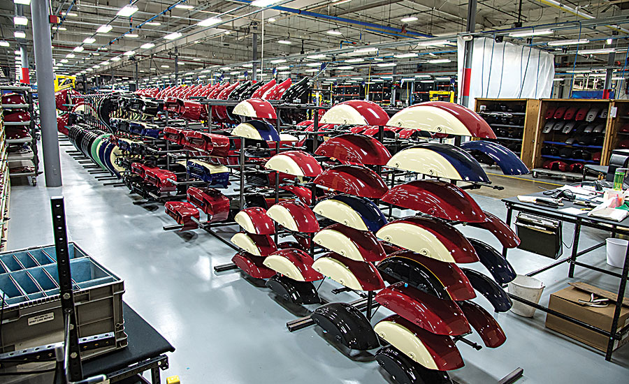 2015 Assembly Plant of the Year: Flexibility Shines Bright at Polaris