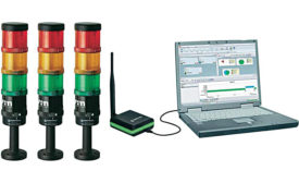Wireless data collection helps automotive supplier monitor production