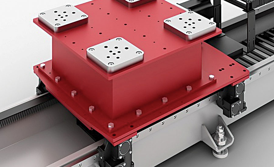 Linear Tracks for Robots Offer Dynamic Solution for