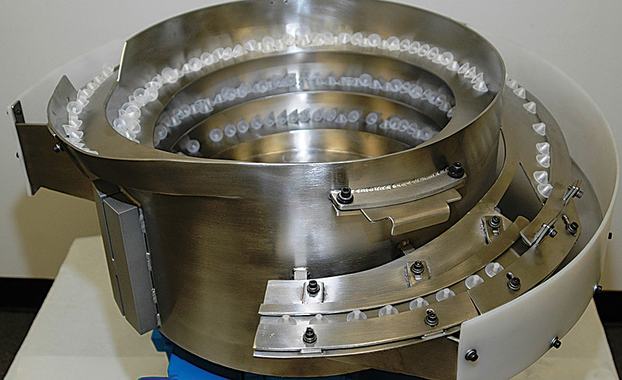 Vibratory Bowl Feeders for Automated Assembly