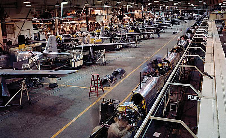 100 Years of the Moving Assembly Line