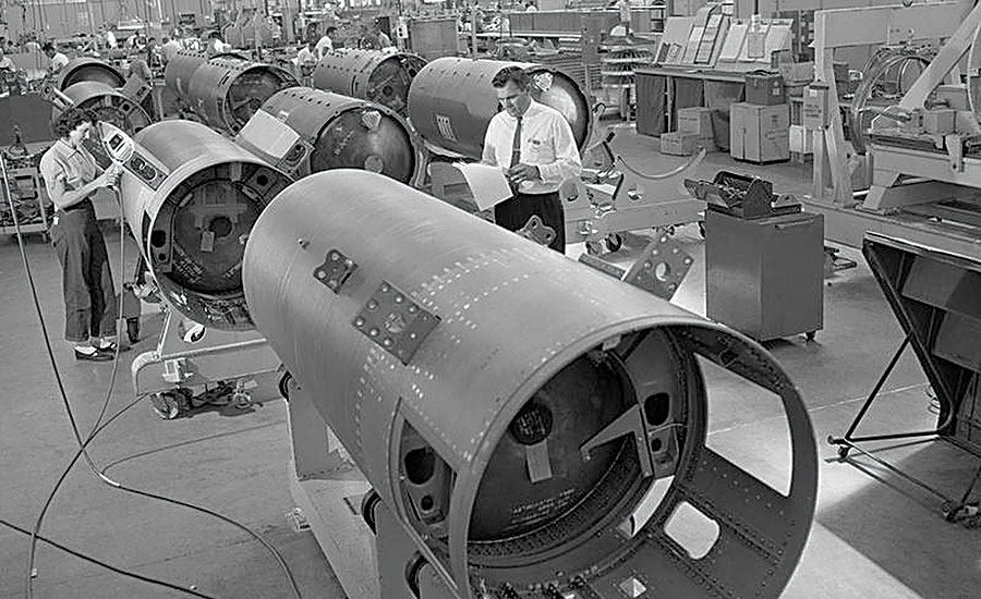 Boeing Has a Tradition of Assembly Line Innovation