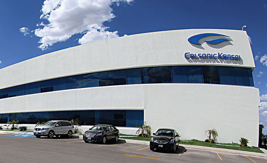 Calsonic Kansei Mexicana Warms to Selective PCB Soldering