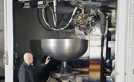 3D-Printed Parts Become Mission Critical at Lockheed Martin