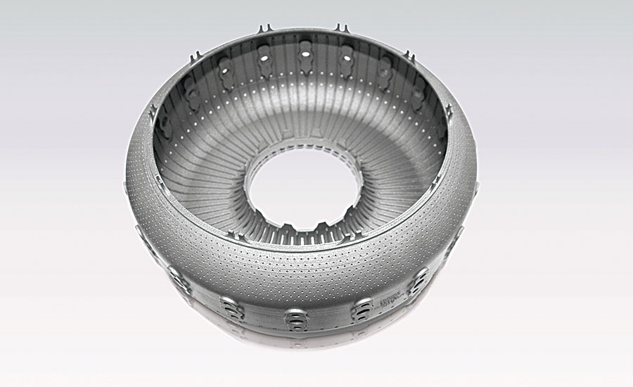 Additive Manufacturing Takes Off in Aerospace Industry