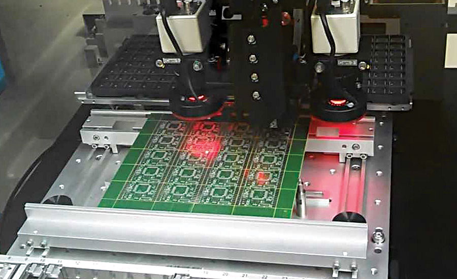 New Electronics Assembly Line Enables Continental to Produce High-Tech PCBs