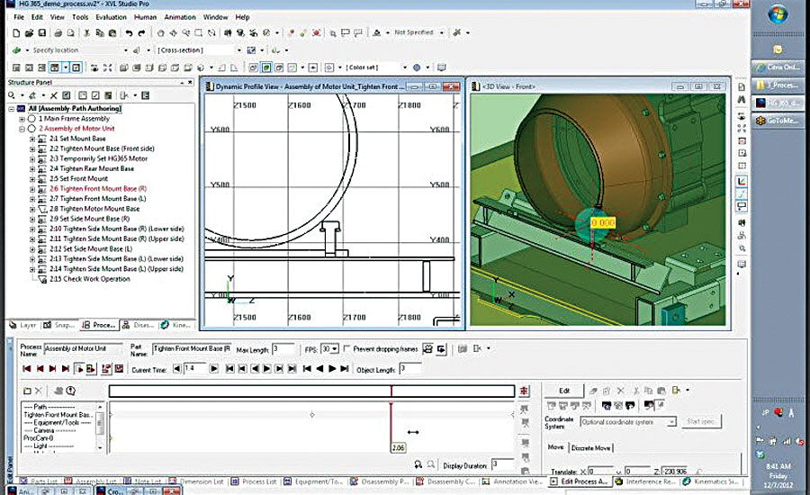 3D Modeling Brings Concurrent Benefits to Machinery Builder