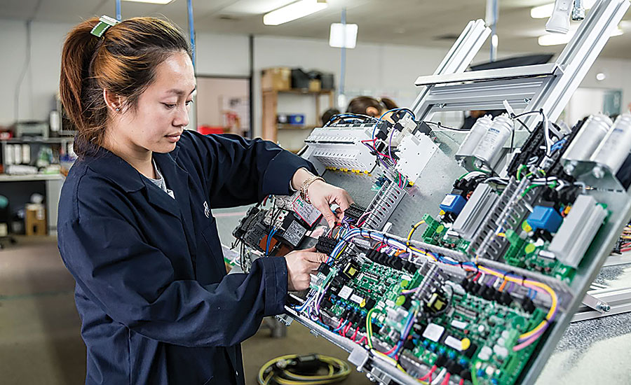 Handling High-Mix Harness Assembly   2016-07-01   Assembly Magazine