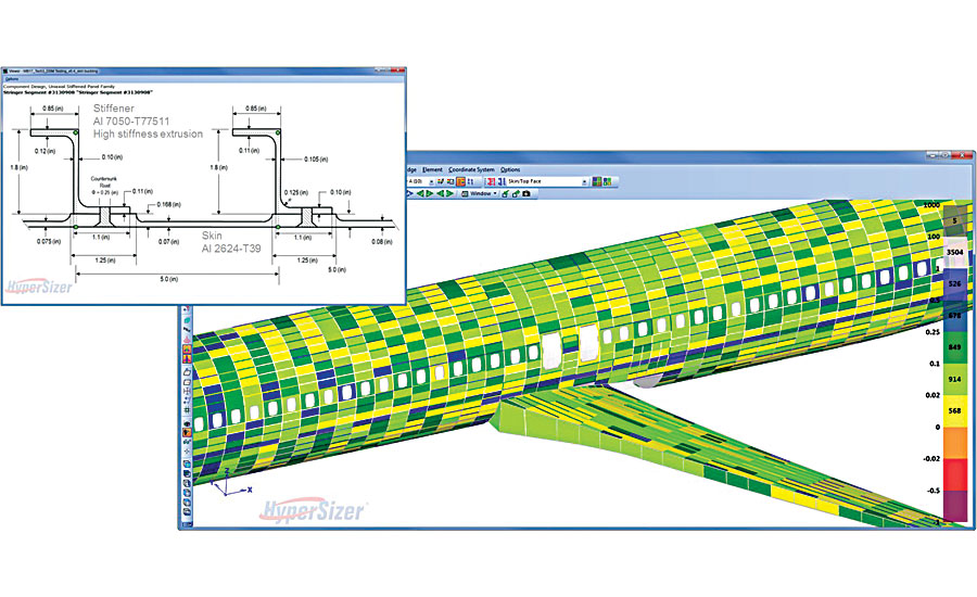 Software Quickens Design of Future-Helicopter Fuselage