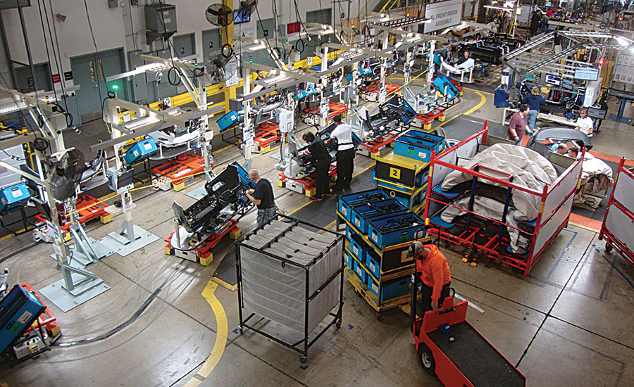 Automation And Lean Help Magna Stay Flexible 2016 03 01