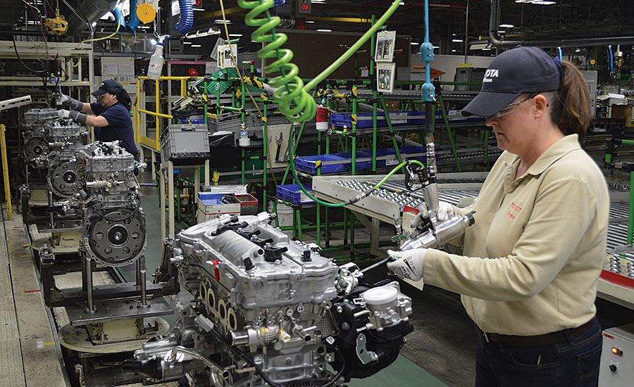 Mixed-Model Assembly Is Key to Profitability