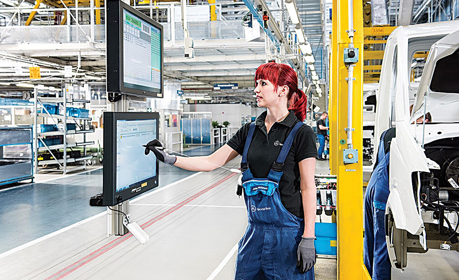Industry 4.0: Myths vs. Reality