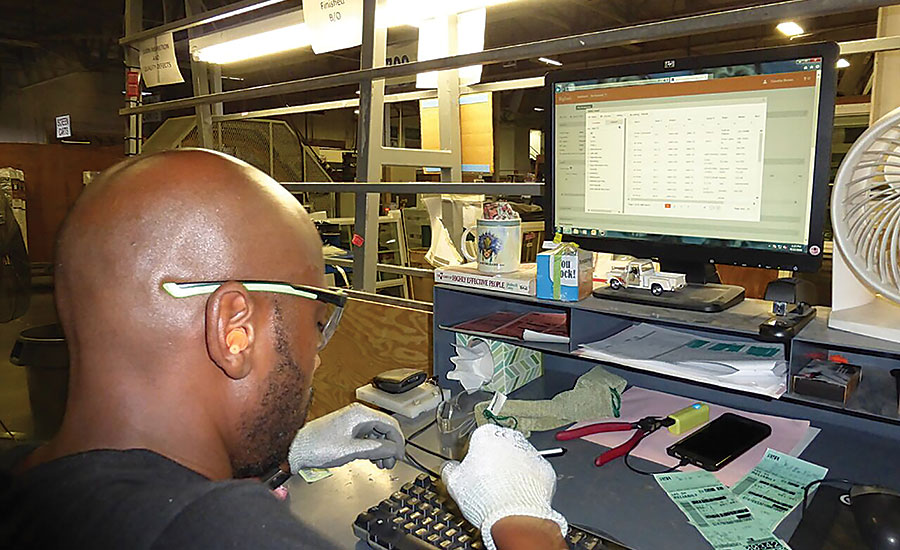Window Door Manufacturer Optimizes Equipment Maintenance With Software & Window Door Manufacturer Optimizes Equipment Maintenance With ...