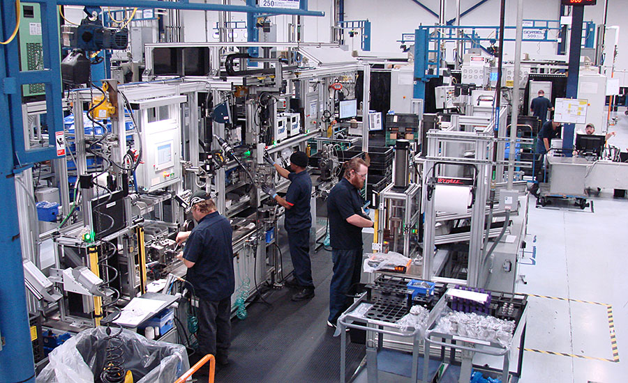 Lean Manufacturing Assembly Assembly
