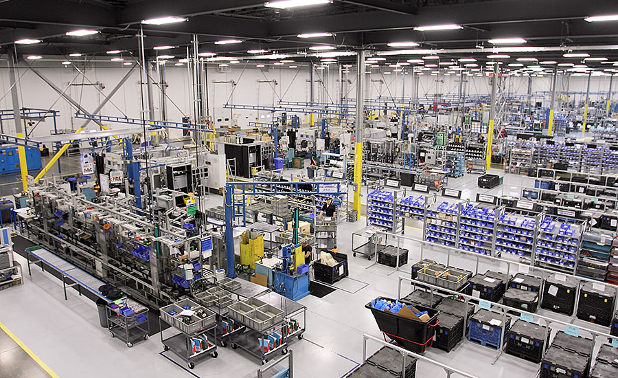 2016 Assembly Plant Of The Year Bosch Rexroth Flexes Its